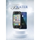Защитная пленка Magic Style iPhone 4/4s/5 Water Touch